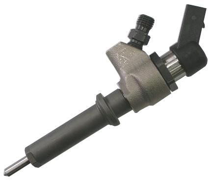 Piezoelektrický vstrekovač